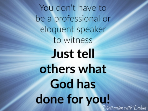 God's Witness