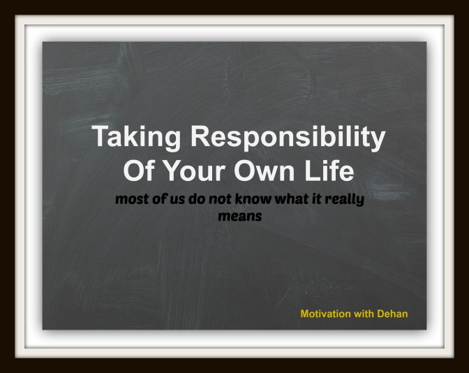 Do You Play Victim or Do You Take Responsibility?