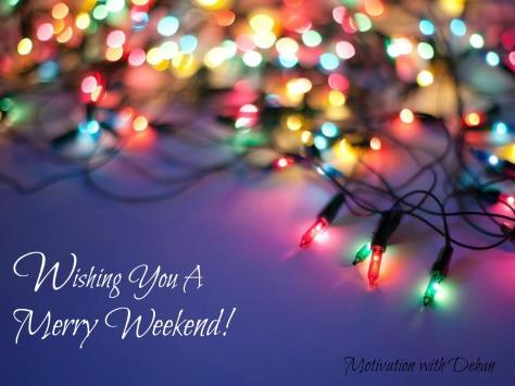 merry-weekend