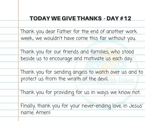 Today we pray (4)